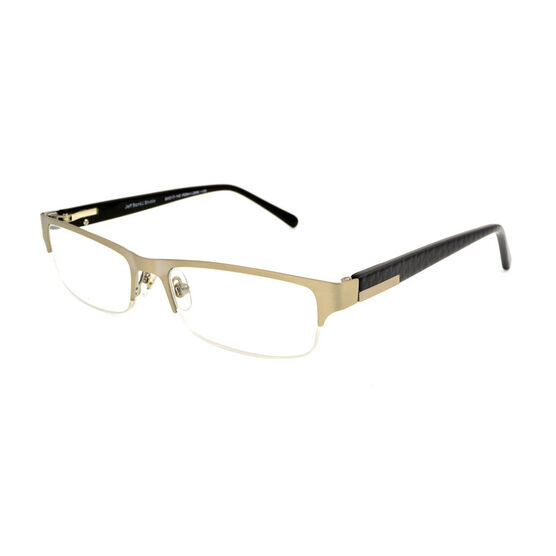 Foster Grant Jeremy Reading Glasses Gunmetal 2.00