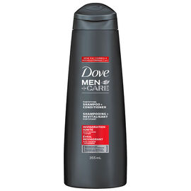 Dove Men+Care Fortifying Shampoo+Conditioner - Invigoration Ignite - 355ml