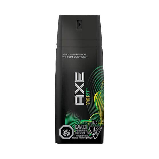 Axe Twist Daily Fragrance - 113g