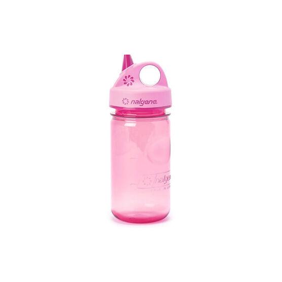 Nalgene Grip'n Gulp Water Bottle - Pink - 12 oz.