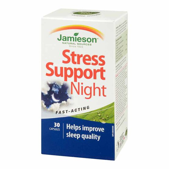 Jamieson Stress Support Night - 30's