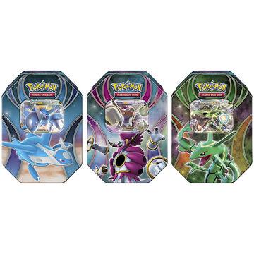Pokémon 2015 Fall Tin - Assorted