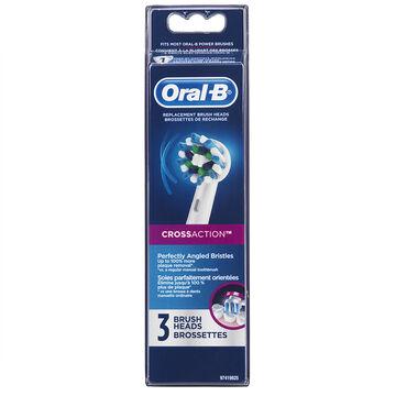 Oral B Cross Action Refills - EB50-3