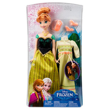 Disney Frozen Fashion Doll - Assorted