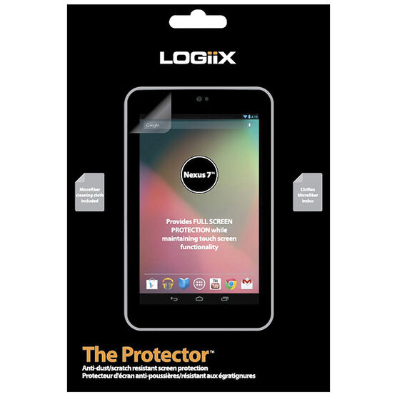 Logiix Nexus 7 Screen Protector -  LGX-10467