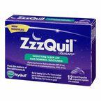 ZZZQuil Liquicaps Sleep-Aid - 12's