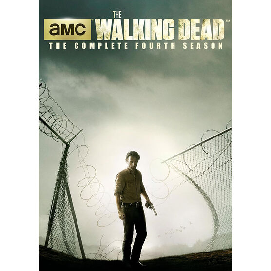 Walking Dead Season 4 - DVD