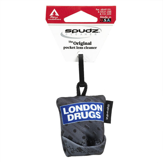 London Drugs Spudz Cloth - Black 8MM Film - SUFDO1-G19