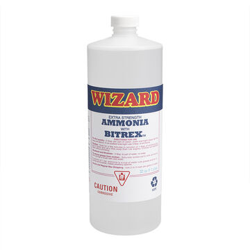 Wizard Clear Ammonia - Extra Strength - 1L