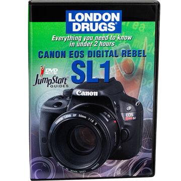 Jumpstart Guide for Canon SL1 - DVD
