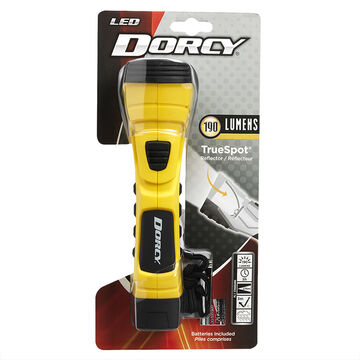 Dorcy Cyberlight Flashlight - 180 Lumens - 41-4750