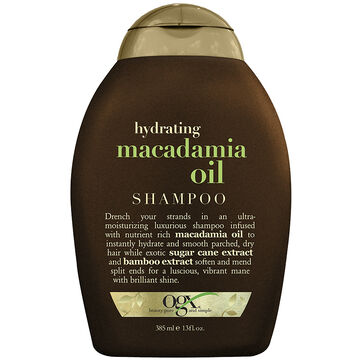 OGX Hydrating Macadamia Oil Shampoo - 385ml