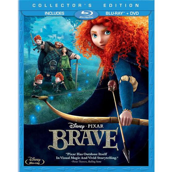 Brave - Blu-ray + DVD