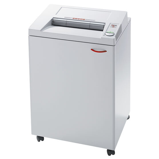 Destroyit 3804 Cross Cut 2x15mm Paper Shredder - Office Grey - DSH0319