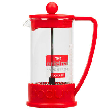 Bodum Brazil 3-Cup Coffee Maker - Red - 10948-294BUS