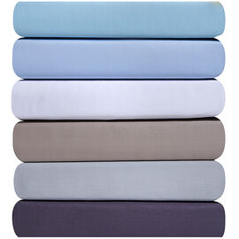 Royal Living Sheet Flat - Assorted - Queen