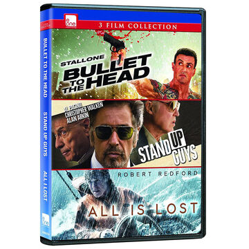 3 Film Action Collection - DVD