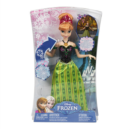 Disney Frozen Singing Anna