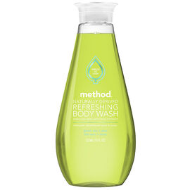 Method Refreshing Body Wash - Green Tea + Aloe - 532ml