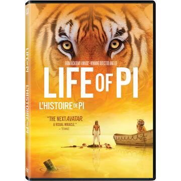 Life Of Pi - DVD