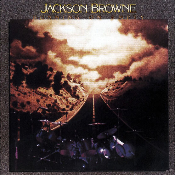 Jackson Brown - Running On Empty - CD
