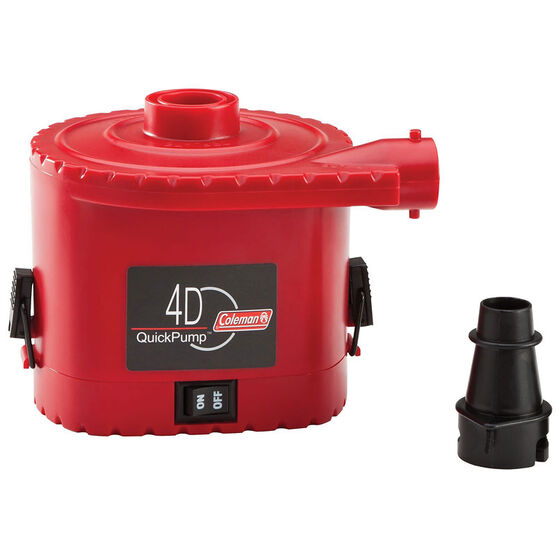 Coleman QuickPump - Red - 5999B300C