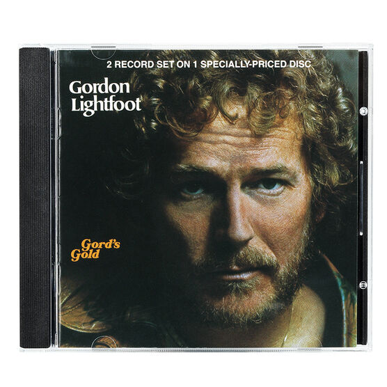 Gordon Lightfoot - Gord's Gold - CD