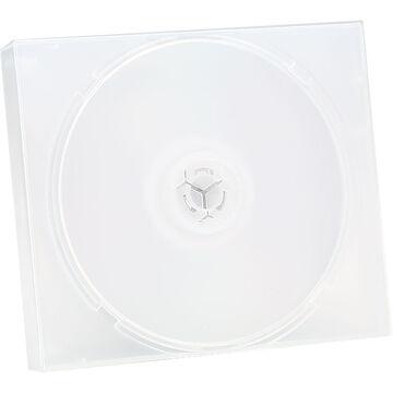 Certified Data DVD Jewel Case - 4 disc capacity