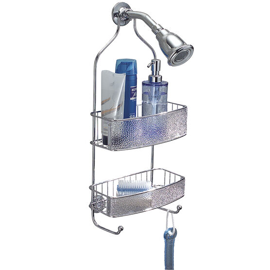 InterDesign Rain Shower Caddy - Clear