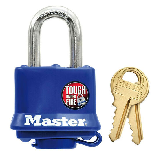Master Lock Laminated Padlock - 40mm - Assorted