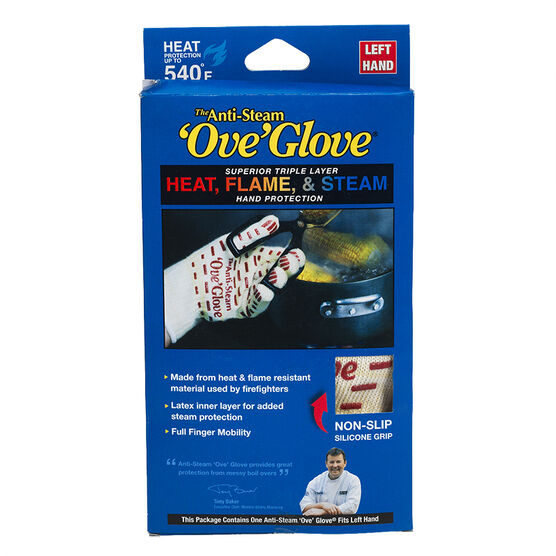 Ove Glove Anti-Steam - Left Hand