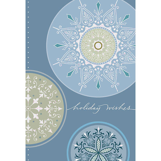 Unicef Christmas Cards - Elegant -  16 count - Assorted