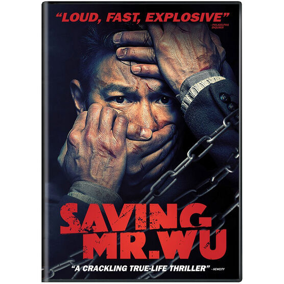 Saving Mr. Wu - DVD