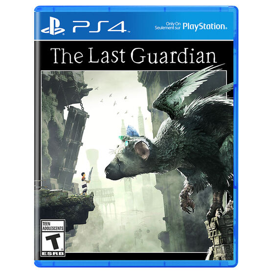 PRE-ORDER: PS4 The Last Guardian