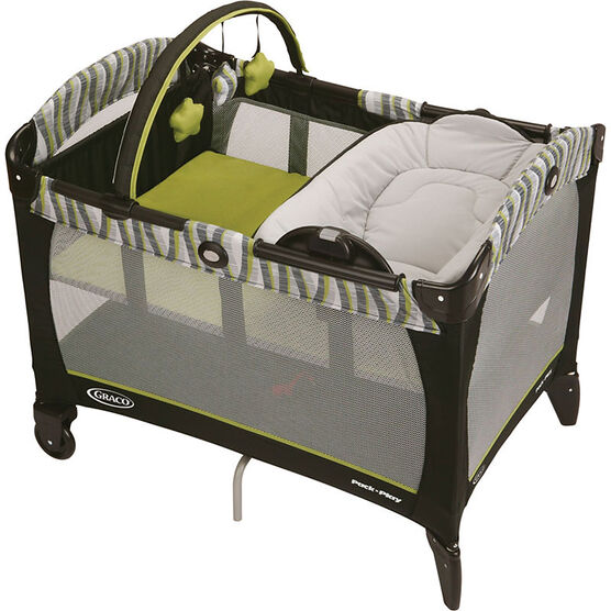 Graco PackNPlay w/Napper/Changer