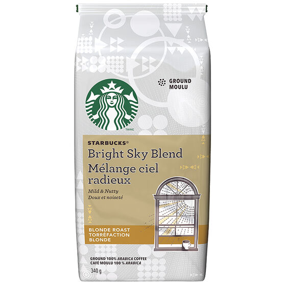 Starbucks Ground Coffee - Bright Sky - 340g
