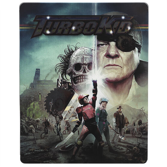 Turbo Kid - DVD Combo