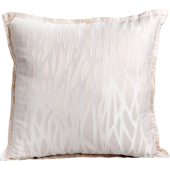 London Drugs Printed Cushion - Beige