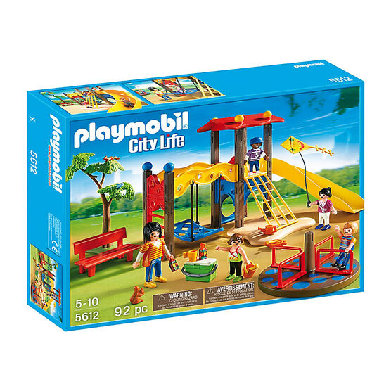 Playmobil City Life - Playground