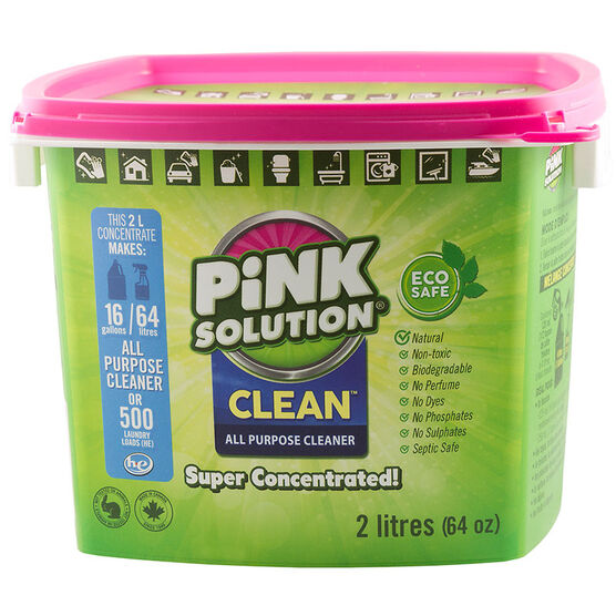 Pink Solution All Purpose Cleaner  - 2L