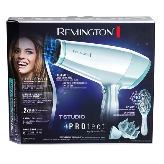 Remington T/Studio PROtect Hair Dryer - D8700CDN