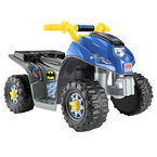 Fisher-Price Power Wheels DC Super Friends Batman Lil' Quad