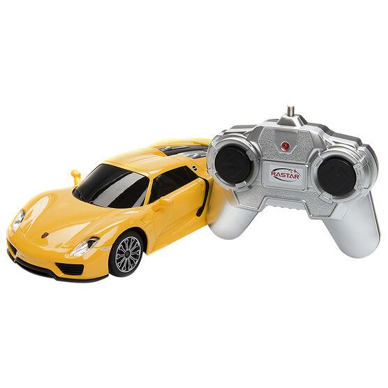 Cobra RC 1:24 Porsche Spyder - Silver - 927140