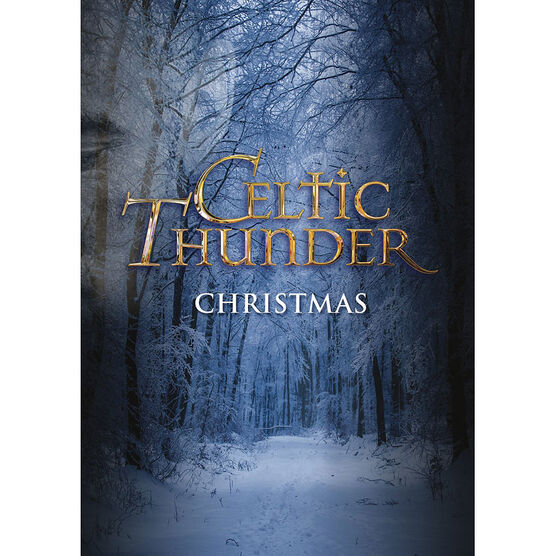 Celtic Thunder: Christmas - DVD