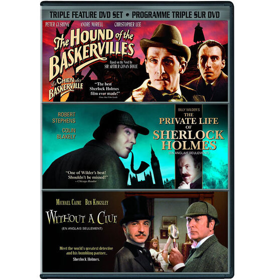 Sherlock Holmes Collection - DVD
