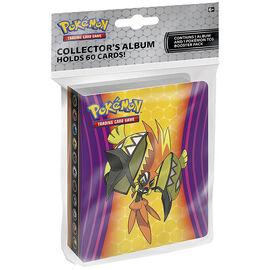 Pokemon Sunmoon 2 Album - Assorted - 80228
