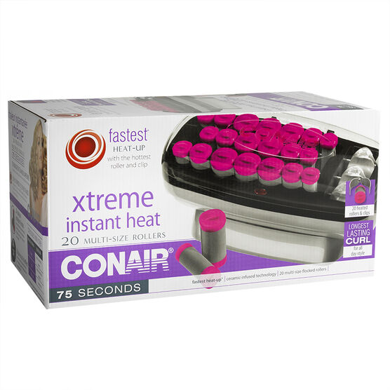 Conair Dual Port Ionic Ceramic Hairsetter - CHV26HRC