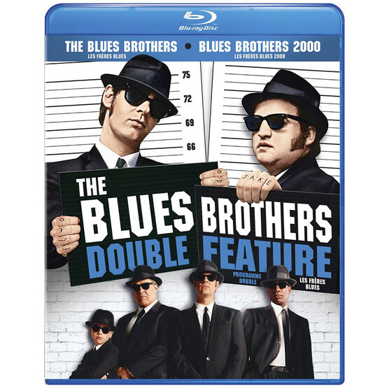 The Blues Brothers Double Feature - Blu-ray