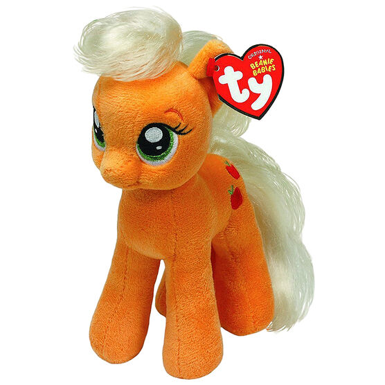 Ty Beanie Babies - My Little Pony Apple Jack