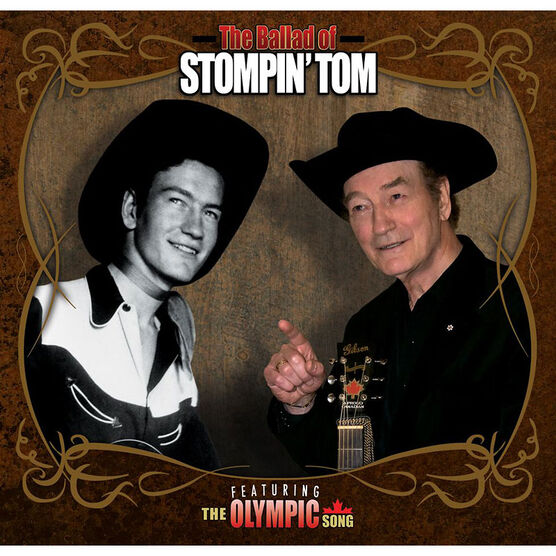 Stompin' Tom Connors - The Ballad Of Stompin' Tom - CD